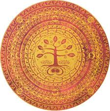 tree circle 5